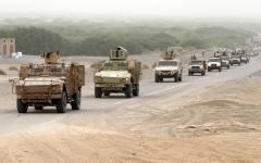 الصورة: الجيش اليمني يتقدم في البيضاء ومأرب بدعم من القبائل