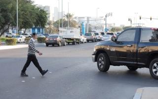 110 وفيات لمواطنين بحوادث مرورية العام الماضي