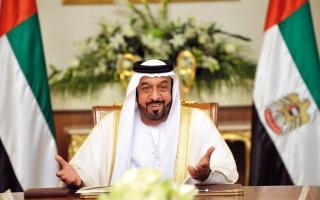 رئيس الدولة يصدر مرسوماً بإنشاء «فخر الوطن»