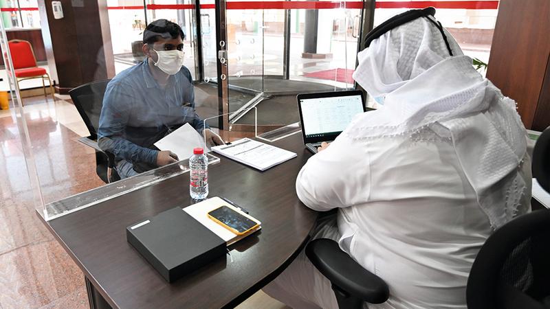 الإجراءات الاحترازية كان لها أكبر الأثر في حماية موظفي الحكومة الاتحادية. الإمارات اليوم