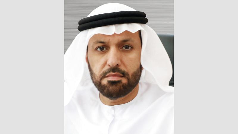 أحمد محمد الخاطري: «نسبة إنجاز القضايا تصل إلى 90%، في اليوم، بالمحكمة العمالية».