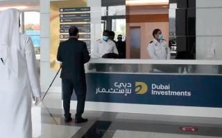 الصورة: «دبي للاستثمار» تحقق 14.5 مليار درهم أرباحاً صافية خلال 24 سنة