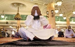 الصورة: السعودية تعلن إقامة صلاة «الأضحى» في الجوامع والمساجد المهيأة