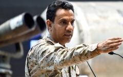 الصورة: «التحالف»: اعتراض وتدمير 4 صواريخ  و7 طائرات حوثية مفخخة باتجاه السعودية