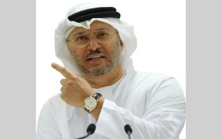الصورة: الإمارات تدعو إلى استعادة إنتاج النفط وتتمسك بوقف إطلاق النار في ليبيا