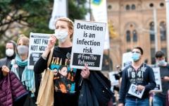 الصورة: عملية ترحيل أسترالية تزعج نيوزيلندا