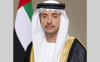 الصورة: هزاع بن زايد: «خلوة كرة الإمارات» خطوة مهمة في مسيرة التطوير
