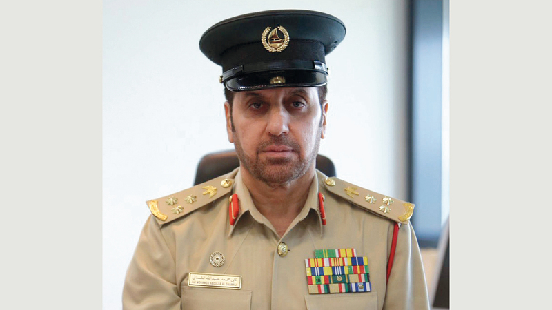 العميد علي الشمالي: «تسفير 192 سجيناً خلال الأسبوع الماضي».