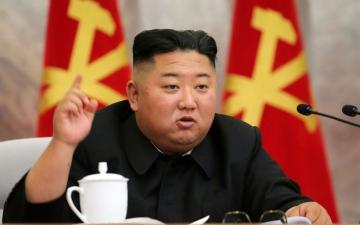 الصورة: رئيس كوريا الشمالية ينصح شعبه بأكل السلاحف
