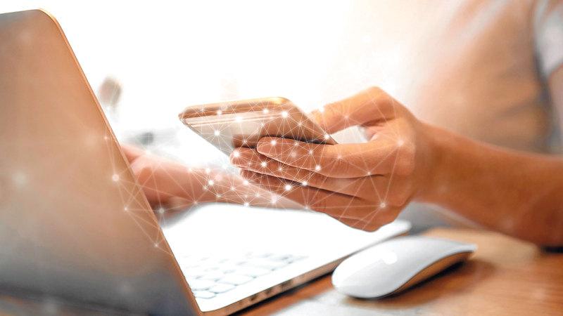 الدولة حققت تقدماً كبيراً في مؤشرات التنافسية العالمية لقطاع الاتصالات في تقرير استبيان الأمم المتحدة للحكومة الذكية 2020. ■ أرشيفية