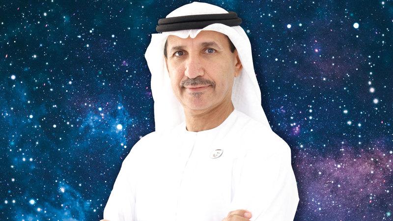 الدكتور المهندس محمد الأحبابي:  «الإمارات ارتأت ضرورة تعميم تجربتها، والخبرات التي اكتسبتها في قطاع الفضاء».
