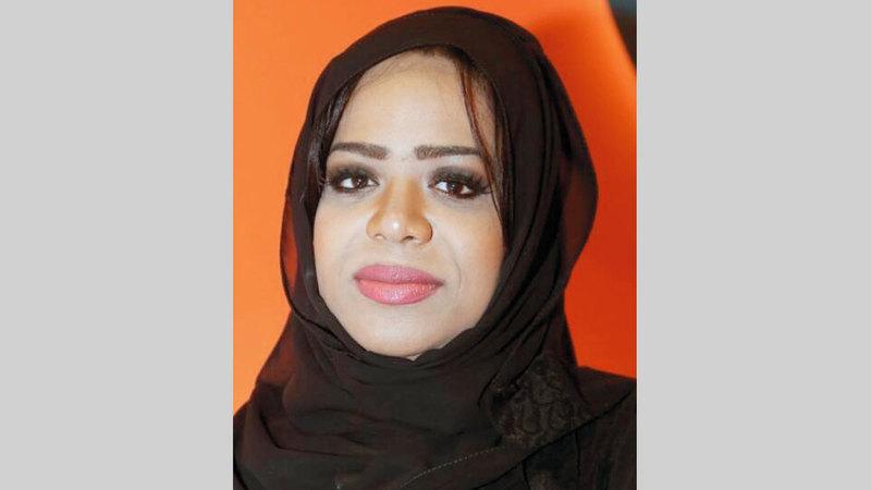 الهنوف محمد:  «الإمارات توجهت إلى العالم برسالتها الإنسانية السامية».