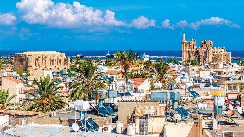 قبرص الشمالية لا يعترف بها سوى تركيا. أرشيفية