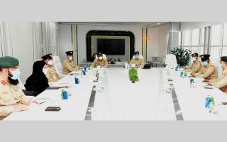 الصورة: «تكافل شرطة دبي» يدعم الحالات الإنسانية بـ 4.5 ملايين درهم