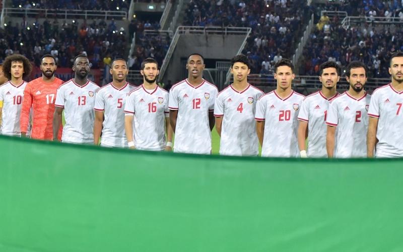 الصورة: بالفيديو: منتخب الإمارات يدشن تحضيراته بقيادة الكولومبي بينتو