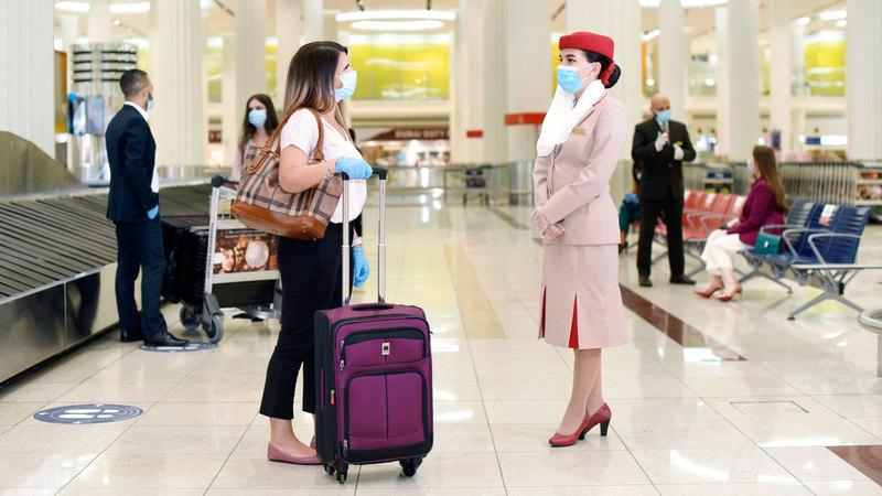 المبادرة الجديدة التي أطلقتها «طيران الإمارات» تعدّ الأولى من نوعها على مستوى العالم.   من المصدر