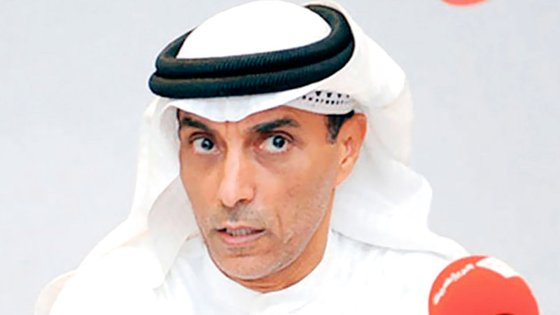 محمد عمر:  «قرار الاتحاد الدولي لكرة القدم كان واضحاً بحماية اللاعبين في ظل جائحة كورونا».