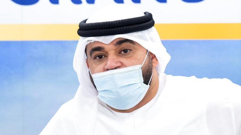 خالد الفلاسي:  «الفرع الجديد يتيح خيارات التفاوض السعري عند الشراء بكميات كبيرة».