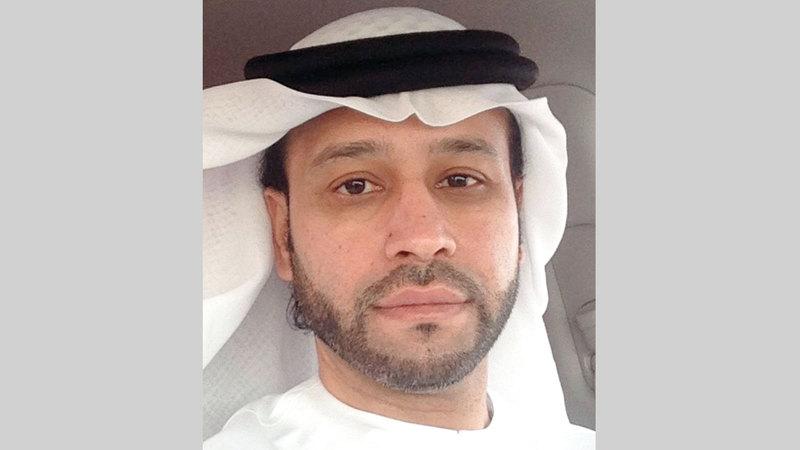 الدكتور عبدالله عبد الرحمن الهاجري.