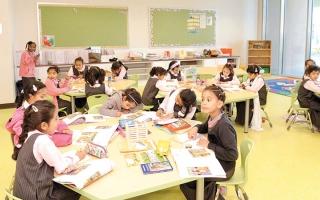 الصورة: «التعليم والمعرفة» تتيح للمدارس الخاصة تحصيل الرسوم  الدراسية كاملة