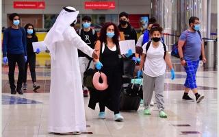 الصورة: تعديل بروتوكول السفر للقادمين إلى دبي من هذه الدول