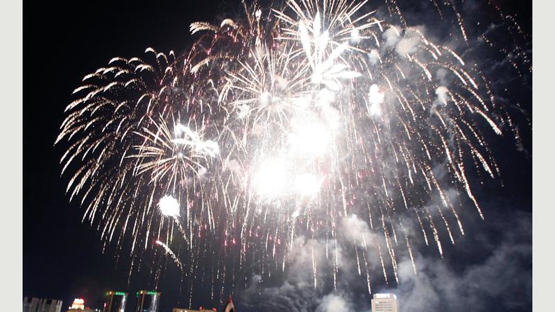 باقة من الفعاليات والعروض الموسيقية والفنية سيستمتع بها المعيدون في دبي. من المصدر