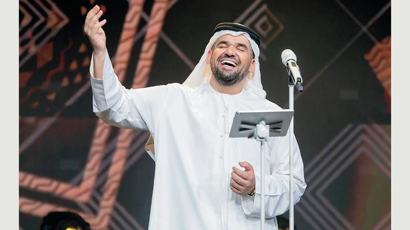 حسين الجسمي سيغني في دبي أوبرا بحفل يخصص ريعه للخير.