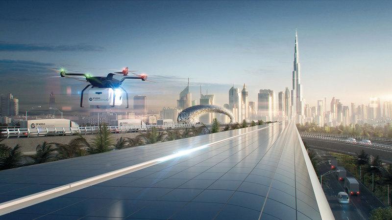 «موانئ دبي» تعتبر أكبر مستثمر في شركة «ڤيرجن هايبرلوب».   من المصدر