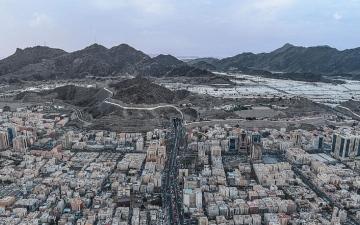 """الصورة: السعودية تستعد لـ""""طواف القدوم ويوم التروية"""""""