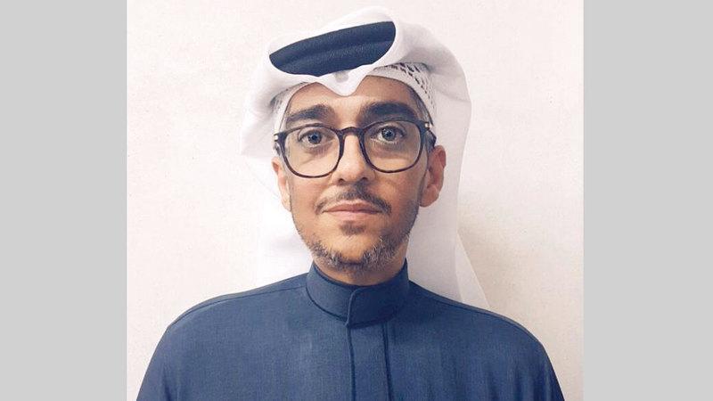 عبدالعزيز الرئيسي: «(دبي للثقافة) تحرص على إبراز ملامح الثقافة الغنية للإمارة، وصون تراثها والاحتفاء به».