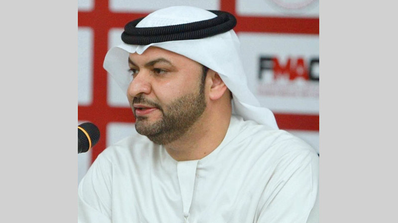 أحمد الزيودي: «استندنا في جهودنا التطويرية إلى مشاركة الأندية، وتحولت العلاقة معها إلى شراكة وليست تنافساً».