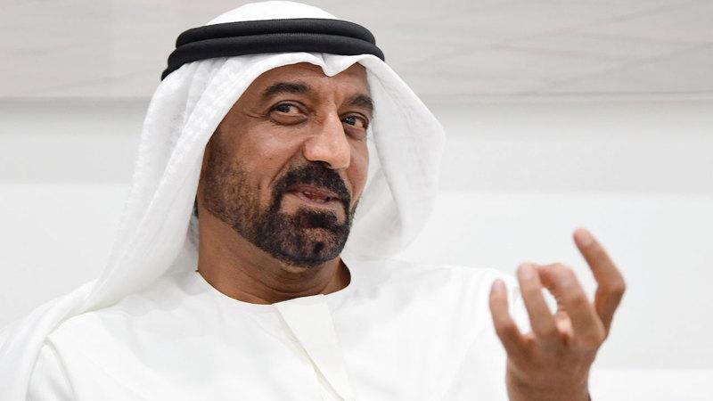 أحمد بن سعيد:  «ندرك مسؤولياتنا وما علينا فعله لدعم عملائنا الحاليين، الذين يسعون إلى تأسيس أعمالهم التجارية في (دبي الجنوب)».