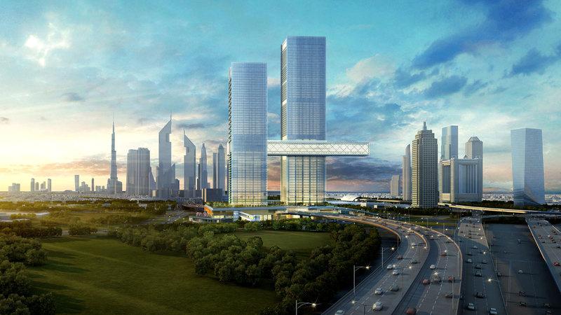 أعمال التطوير والبناء الجارية حالياً في مشروعات الشركة لاتزال تسير وفق المخطط. ■من المصدر