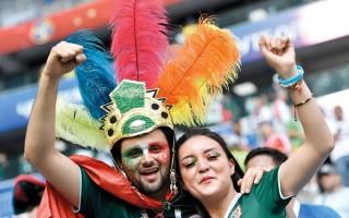 الصورة: «كونكاكاف» يعدّل نظام الدور الحاسم في تصفيات كأس العالم 2022