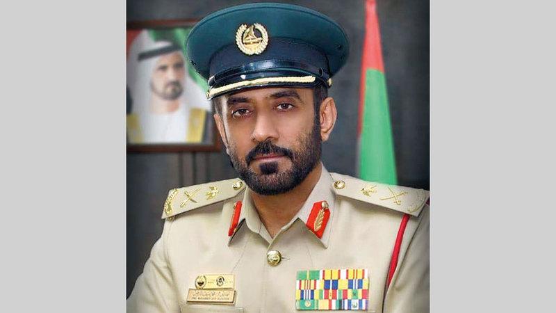 اللواء محمد الزفين:  «وزارة الداخلية تهدف  إلى نشر وتعزيز الأمن والأمان، على طرق الدولة».