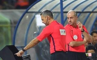 الصورة: 31 حكماً أجنبياً يصلون الرياض لإدارة مباريات الدوري السعودي