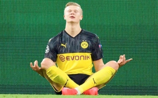 الصورة: هالاند: دورتموند قادر على التتويج بالدوري الألماني الموسم المقبل