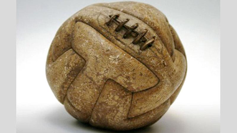 كرة القدم في مونديال أوروغواي 1930.   أرشيفية