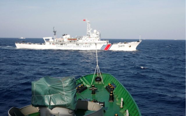 الصورة: أستراليا تتخلى عن حيادها في نزاعات بحر الصين الجنوبي