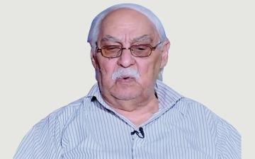 الصورة: الكاتب العراقي عادل كاظم يرحل عن 81 عاماً