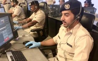26 ألف مكالمة لشرطة أبوظبي و12 ألفاً لشرطة الشارقة خلال العيد thumbnail