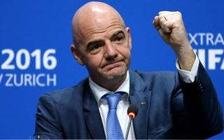 الصورة: إنفانتينو سيبقى رئيساً لـ«فيفا» رغم التحقيق الجنائي بحقه