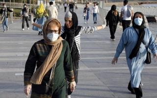 الصورة: حالة وفاة بـ «كورونا» كل 7 دقائق في إيران