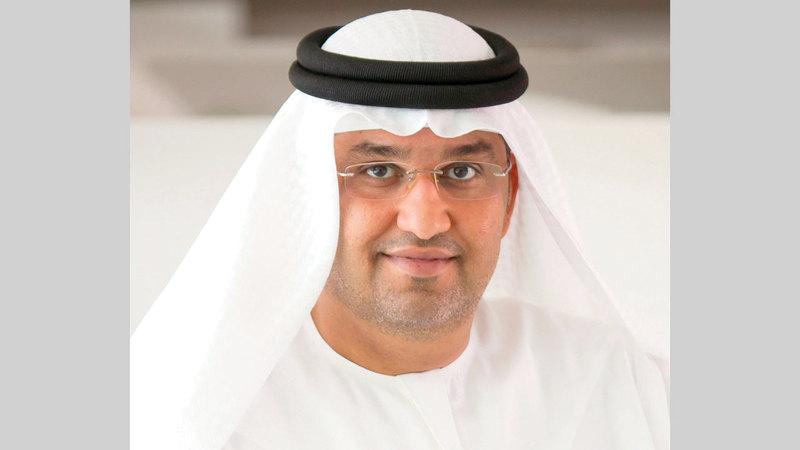 سلطان الجابر: «الشركة الجديدة تمهد الطريق لشحن كميات أكبر من غاز البترول المسال إلى الصين».