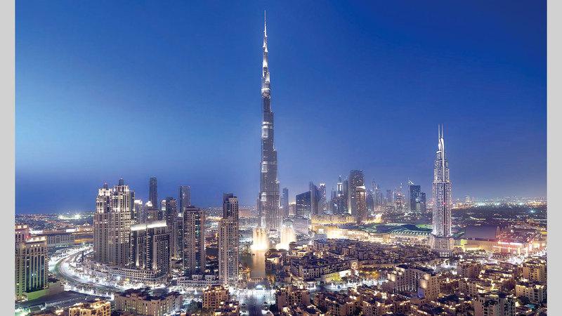 جاهزية دبي الرقمية وتنوّع فرص الاستثمار عزّزتا من نجاح الأنشطة الاقتصادية. أرشيفية