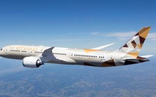 الصورة: 6.25 مليارات درهم عائدات تشغيلية لـ «الاتحاد للطيران» في النصف الأول
