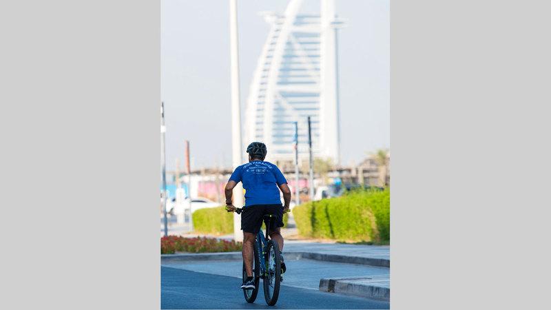 التحدّي يهدف إلى خلق رحلة نحو التغيير وتعديل النمط السلوكي للأفراد. الإمارات اليوم