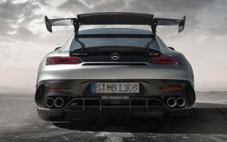 الصورة: «مرسيدس AMG GT Black Series» بسعر يبدأ من 1.62 مليون درهم