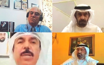 الصورة: «تراث الإمارات»يحتفي بالذكرى 54 لتولي الشيخ زايد مقاليد الحكم في أبوظبي