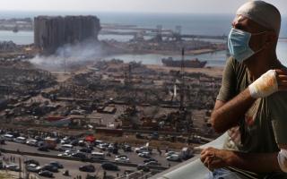 الصورة: عون: فرضية «التدخل الخارجي» في انفجار بيروت ضمن التحقيق
